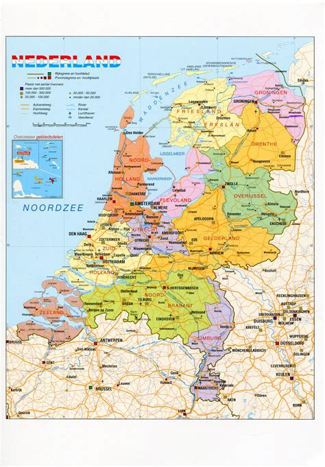 map of the netherlands map of the netherlands remembering letters and postcards