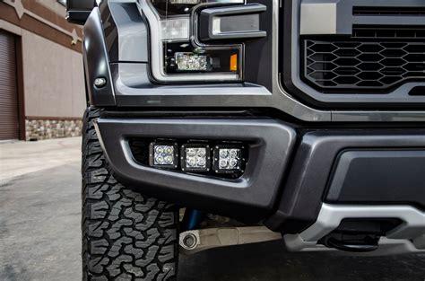 2017 ford raptor fog lights 2017 ford raptor fog light brackets with multi mount