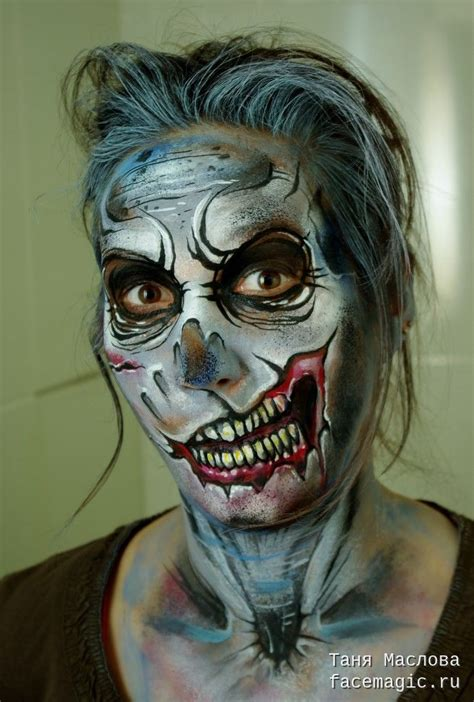 zombie painting tutorial 503 best images about fantasy makeup on pinterest