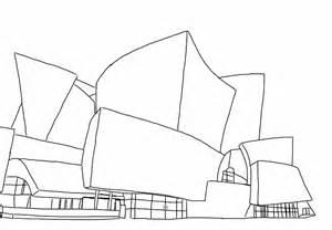 Guggenheim Museum Bilbao Floor Plan walt disney concert hall calart