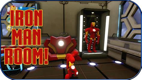 iron man bedroom disney infinity 2 0 iron man room interiors ep 10
