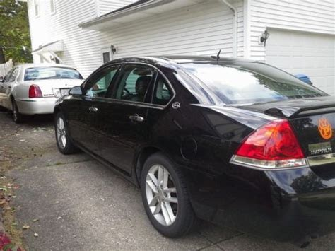 2008 chevy impala ltz for sale purchase used 2008 chevy impala ltz moon roof all power