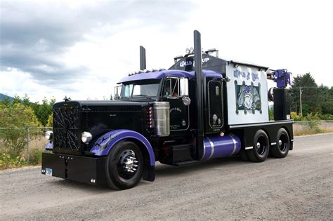 peterbilt semi trucks custom peterbilt flickr photo sharing