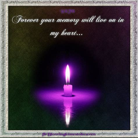 In Memory by 418 Best Memory Candles Images On Candle Lit