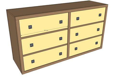 diy 6 drawer dresser plans how to build a 6 drawer dresser bestdressers 2017