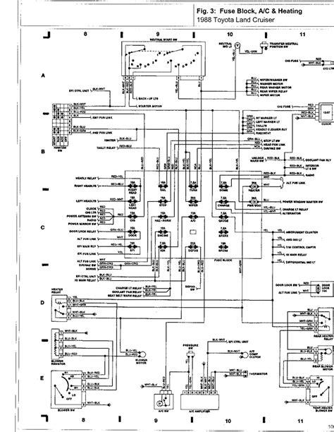 hzj75 air con wiring diagram wiring diagram