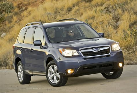 subaru forester 2015 subaru forester review price release mpg changes