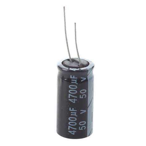 electrolytic capacitor leads b615 5 pcs 50v 4700uf radial aluminum electrolytic capacitors lead
