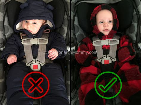 keeping baby warm in car seat winter car seat safety how to keep your safe and
