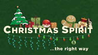 christmas spirit the right way video 171 the skit guys