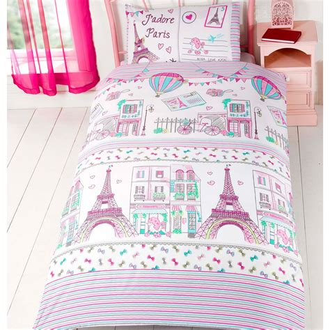 unicorn bedding character and themed single duvet cover kids bedding sets