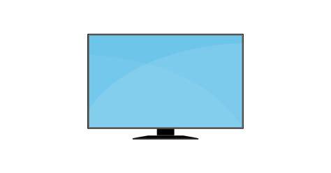 wide screen tv vector  png