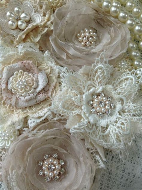 Flowers Lace 25 best ideas about lace flowers on material