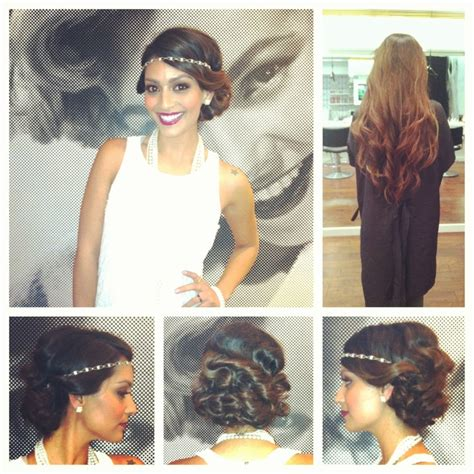 gatsby bobs for a wedding 32 best the great gatsby makeup images on pinterest