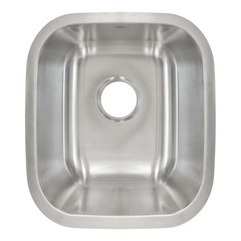undermount prep sink stainless steel lcl103 undermount stainless steel single bowl bar or prep