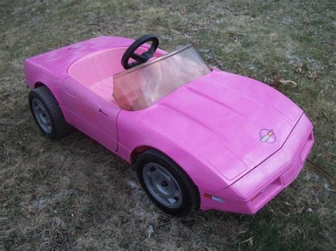 barbie corvette power wheels barbie corvette for sale classifieds