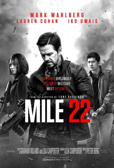 aktor film mile 22 review mile 22 2018 brutality combined with a thrill