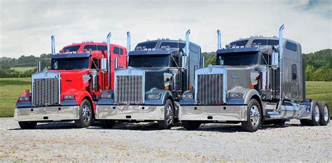 trucking companies with kenworth w900 kenworth w900 fitzgerald glider kits