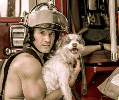 firefighters with puppies the and sweet firefighters with puppies calendar