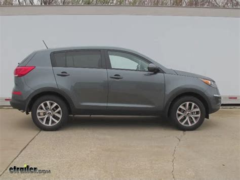 Kia Sportage Tow Hitch 2014 Kia Sportage Trailer Hitch Curt