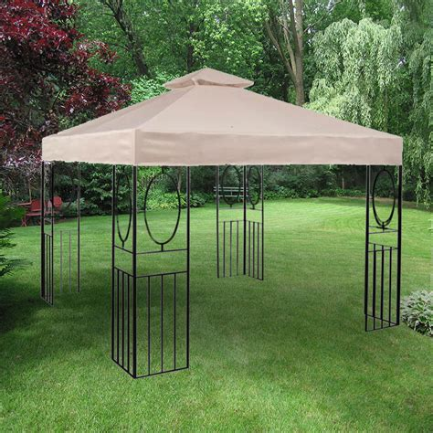 replacement canopy for masley gazebo riplock 350 garden