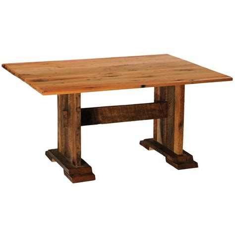 Harvest Style Dining Table Harvest Barnwood Dining Table Lodge Craft