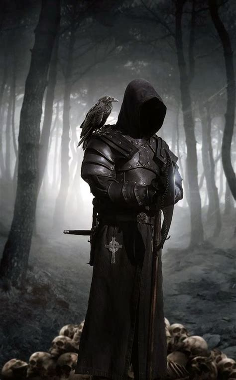 cloaked in shadow the black warrior knights of old black and warriors