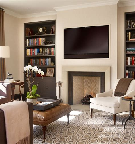pictures of tv fireplace 25 best ideas about tv above fireplace on tv