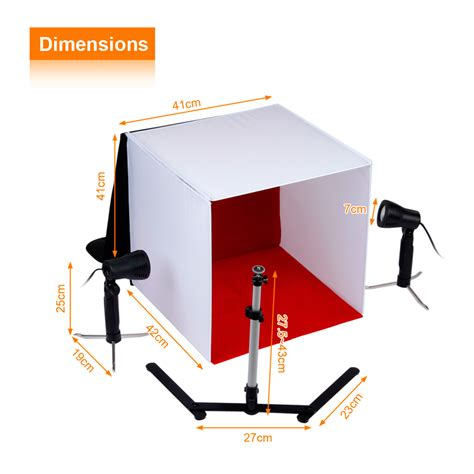 Sale Mini Studio Mcoplus With Led Portable Studio 20x20x20 mini portable photo studio lighting led cube tent kit 4