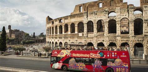 prezzo ingresso colosseo roma autobus turistico colosseo e musei vaticani