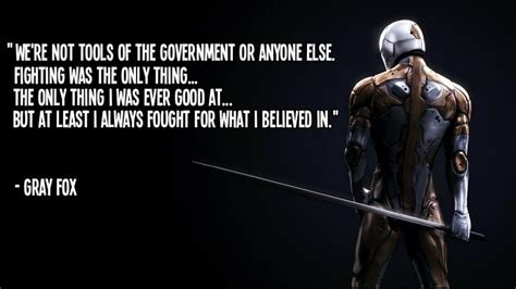 Solid Snake Quotes 5