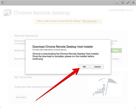 chrome remote desktop host installer how to use imessage on windows pc 2 methods explained