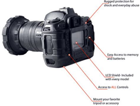 amazon.com : made products ca 1111 blk camera armor for