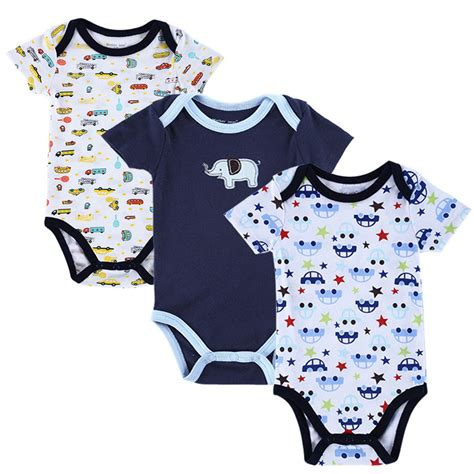 baby boy clothes baby bodysuits baby by aliexpress buy baby bodysuits clothes 100 cotton