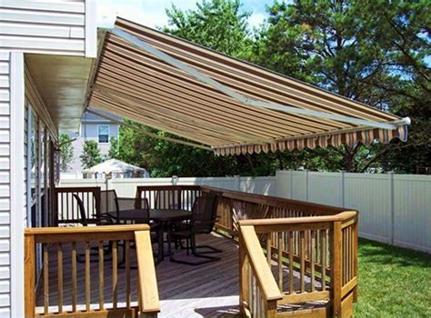 benefits of awnings the benefits of using awnings