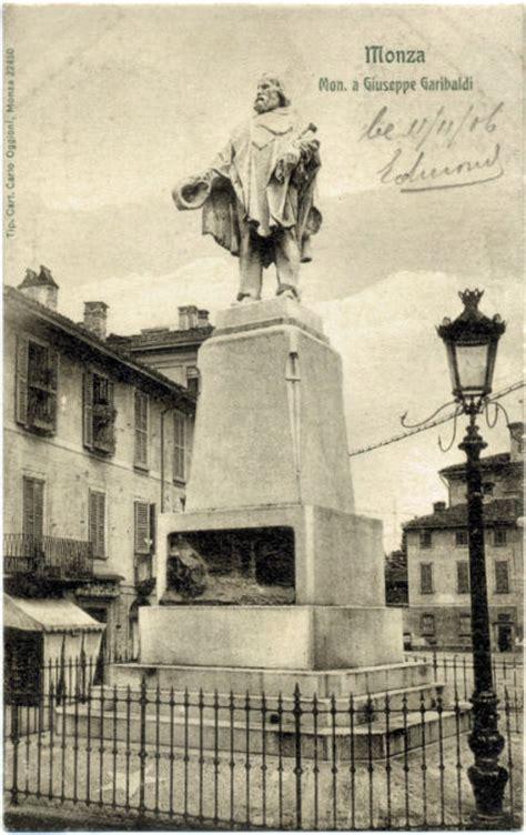 popolare bergamo monza monza e il monumento a garibaldi