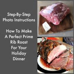 how to cook a prime rib roast the kitchen magpie