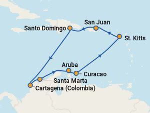 the 14 best cruises to santo domingo 2018 (with prices) on