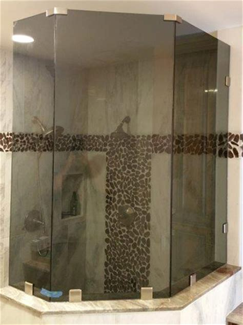 Fixed Glass Panel For Shower by Fixed Panel Showers By Paradise Glass And Mirror In Marco