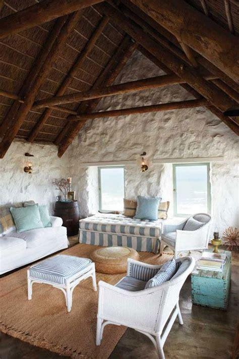 una casa r 250 stica en la playa de sud 225 frica paperblog