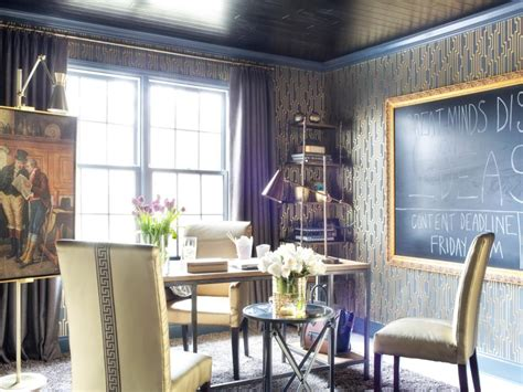 metallic home decor 20 stunning interiors that mix metallics hgtv