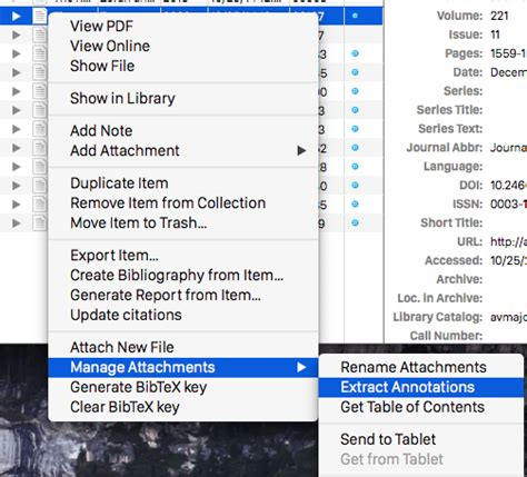 zotero footnotes tutorial zotero export annotated bibliography