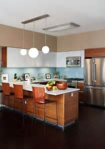 Mid Century Kitchen Design by Picture Of Stylish Andatmospheric Mid Century Modern