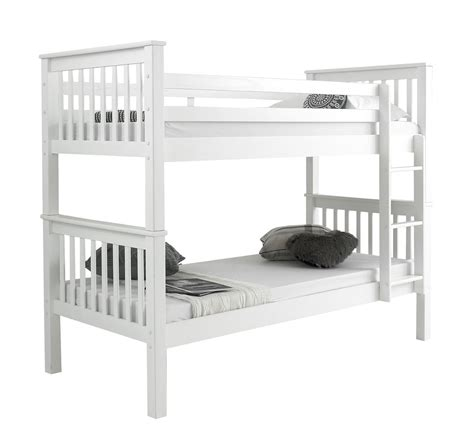 Bunk Beds For Sell Bluemoon Beds 3ft Brazil Atlantis Bunk Bed Solid Pine Wood 2x Luxury Mattress Ebay