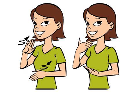 Happy Birthday Sign Language by Happy