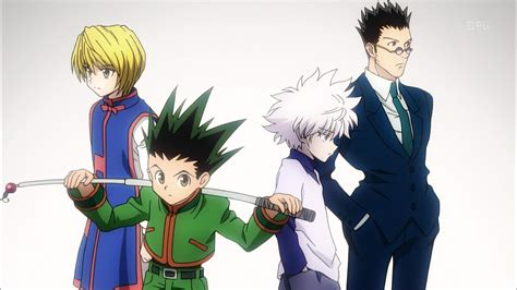 Anime Hunter X Hunter | hunter x hunter wallpapers and images wallpapers