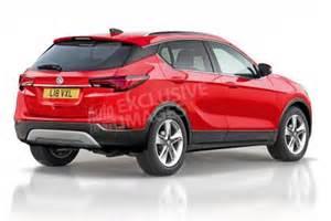 Opel Astra Suv Vauxhall Astra Crossover Leads Brand S Suv Blitz Auto