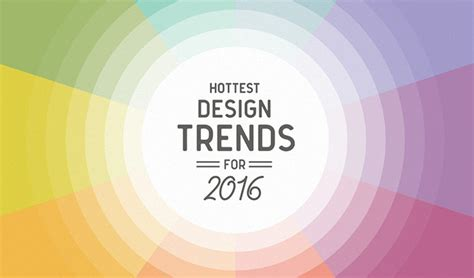 graphic design styles hottest graphic design trends for 2016 creative market blog
