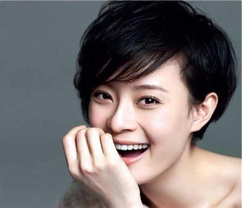 chinese short chair styles gallery best 25 asian pixie cut ideas on pinterest asian hair