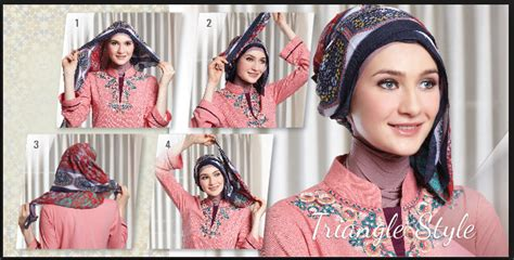 tutorial hijab segi empat rumbai tutorial hijab modern kerudung segi empat terbaru